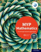 Cover for MYP Mathematics 1