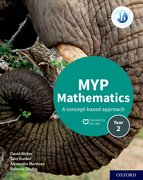 Cover for MYP Mathematics 2