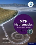 Cover for MYP Mathematics 3