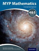 Cover for MYP Mathematics 4 & 5 Extended