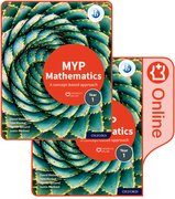 Cover for MYP Mathematics 1: Print and Online Course Book Pack