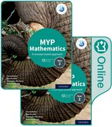 Cover for MYP Mathematics 2: Print and Online Course Book Pack