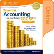 Cover for Essential Accounting for Cambridge IGCSE