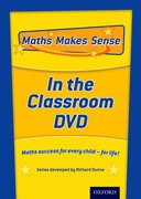 Maths Makes Sense: In the Classroom DVD