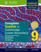 Cover for Complete English for Cambridge Lower Secondary Student Book 9