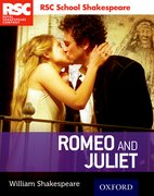 Cover for RSC School Shakespeare Romeo and Juliet