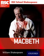 Cover for RSC School Shakespeare Macbeth