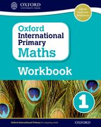 Cover for Oxford International Primary Maths Grade 1 Workbook 1