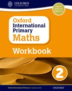 Cover for Oxford International Primary Maths Grade 2 Workbook 2