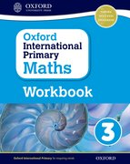 Cover for Oxford International Primary Maths Grade 3 Workbook 3