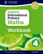 Cover for Oxford International Primary Maths Grade 4 Workbook 4