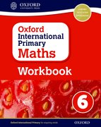 Cover for Oxford International Primary Maths Workbook 6