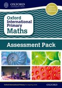 Cover for Oxford International Primary Maths Assessment Pack