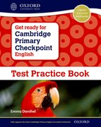 Cover for Get Ready for Cambridge Primary Checkpoint English Test Practice Book