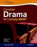 Cover for Complete Drama for Cambridge IGCSE