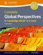 Cover for Complete Global Perspectives for Cambridge IGCSE