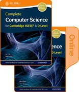 Cover for Complete Computer Science for Cambridge IGCSERG & O Level Print & Online Student Book Pack