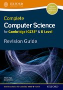 Cover for Complete Computer Science for Cambridge IGCSERG & O Level Revision Guide