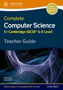 Cover for Complete Computer Science for Cambridge IGCSERG & O Level Teacher Guide