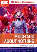 Cover for RSC School Shakespeare Much Ado About Nothing