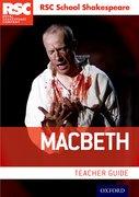 Cover for RSC School Shakespeare Macbeth
