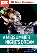 Cover for RSC School Shakespeare A Midsummer Night