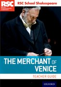 Cover for RSC School Shakespeare The Merchant of Venice