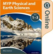 Cover for MYP Physical Sciences: a Concept Based Approach: Online Student Book