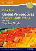 Cover for Complete Global Perspectives for Cambridge IGCSERG & O Level Teacher Guide