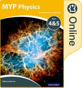 Cover for MYP Physics: a Concept Based Approach
