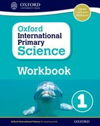 Cover for Oxford International Primary Science Workbook 1