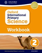 Cover for Oxford International Primary Science Workbook 2