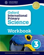 Cover for Oxford International Primary Science Workbook 3