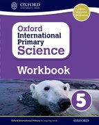 Cover for Oxford International Primary Science Workbook 5