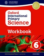 Cover for Oxford International Primary Science Workbook 6