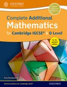 Cover for Complete Additional Mathematics for Cambridge IGCSERG & O Level