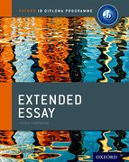 Cover for IB Extended Essay Course Book