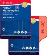 Cover for Nelson Mechanics 2 for Cambridge International A Level