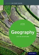 Cover for IB Geography: Study Guide