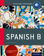 Cover for IB Spanish B: Course Book