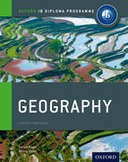 Cover for IB Geography: Course Book