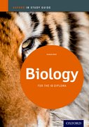 Cover for IB Biology: Study Guide