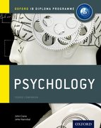 Cover for IB Psychology: Course Book