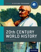 Cover for IB 20th Century World History
