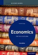 Cover for IB Economics 2nd Edition: Study Guide