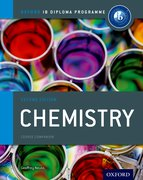 Cover for IB Chemistry Course Book
