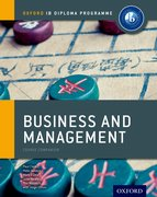 Cover for IB Business and Management: Course Book