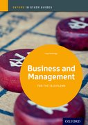 Cover for IB Business and Management Study Guide