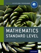 Cover for IB Mathematics Standard Level Course Book