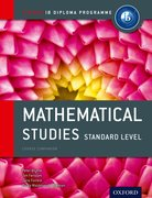 Cover for IB Mathematical Studies Standard Level Course Book